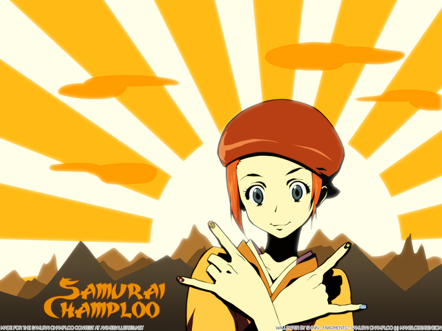 Samurai Champloo Anime Wallpaper #29