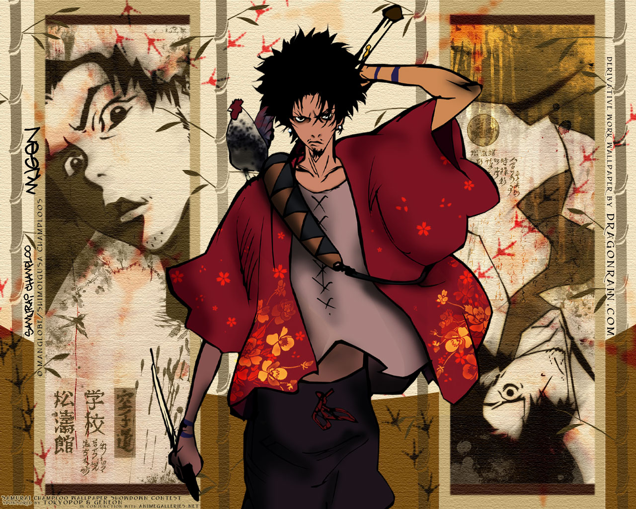 Samurai Champloo Anime Wallpaper # 46