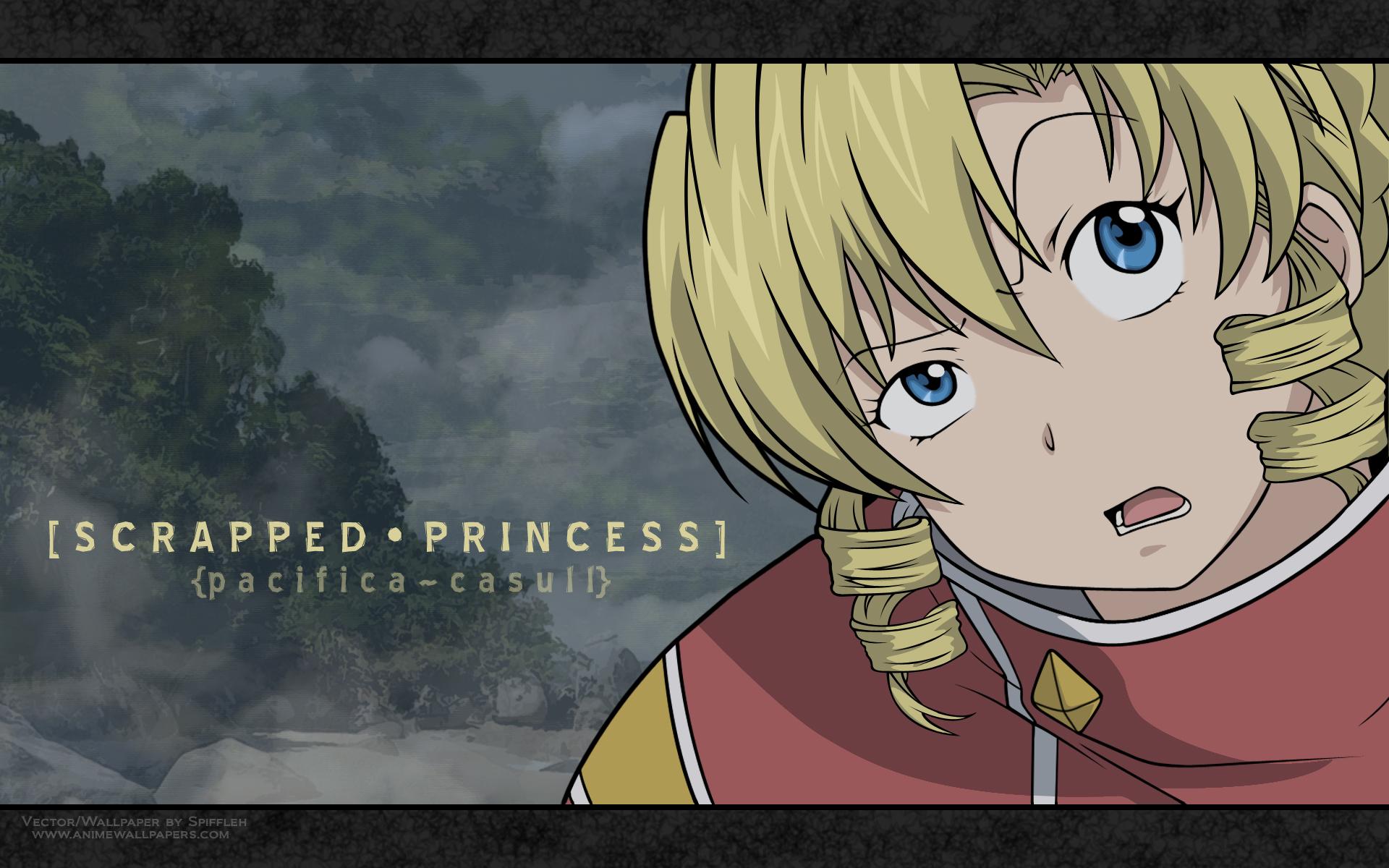 Scrapped Princess Anime Wallpaper # 4