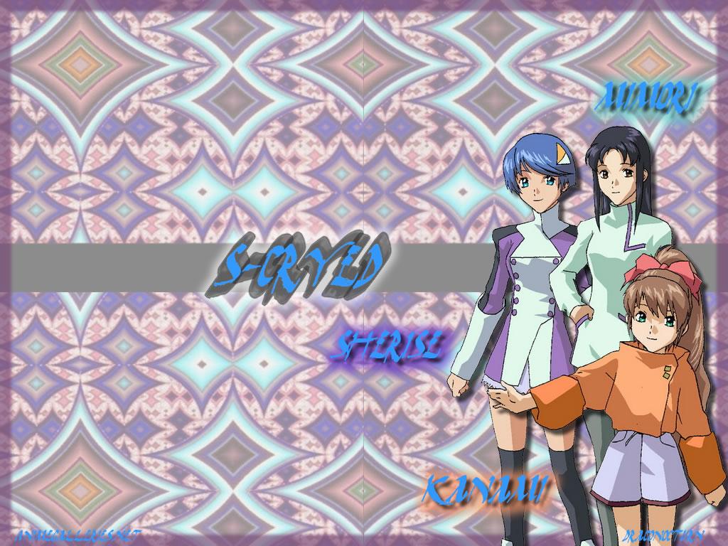Scryed Anime Wallpaper # 9