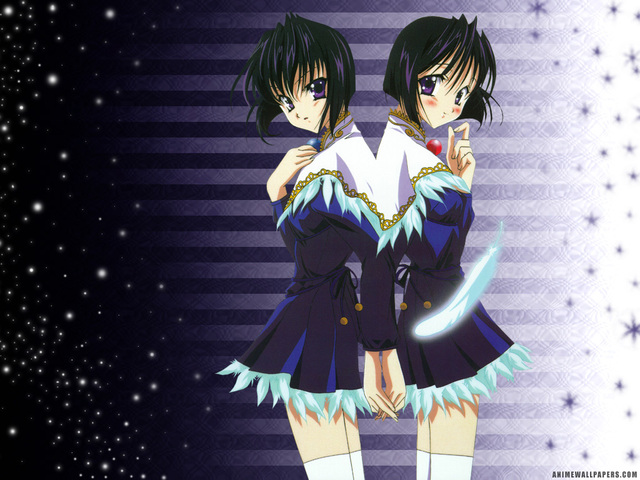 Seraphim Call Anime Wallpaper #4