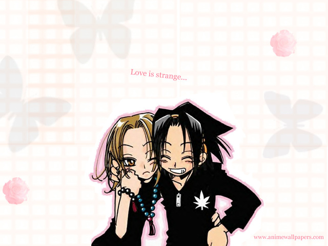 Shaman King Anime Wallpaper #9
