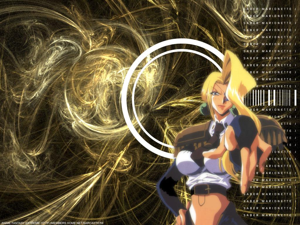 Saber Marionette J Anime Wallpaper # 11