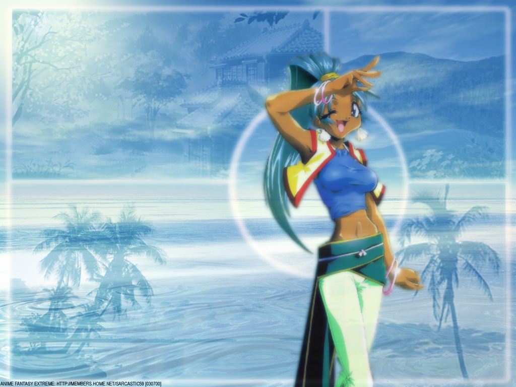 Saber Marionette J Anime Wallpaper # 15