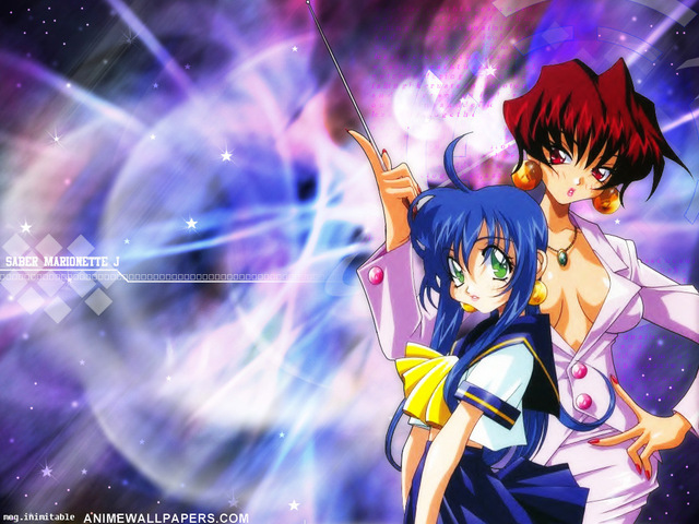 Saber Marionette J 2 Anime Wallpaper #2