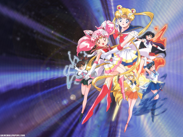 Sailor Moon Anime Wallpaper #19