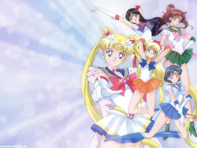 Sailor Moon Anime Wallpaper #1