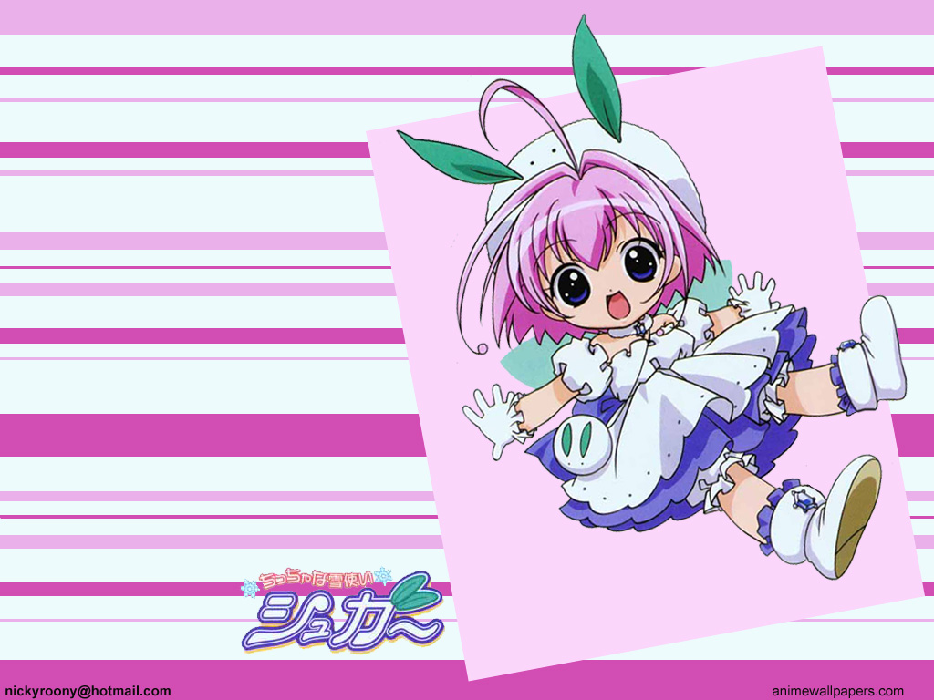 Tiny Snow Fairy Sugar Anime Wallpaper # 1