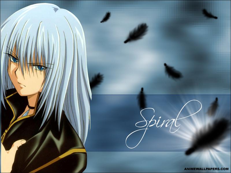 Spiral: Suiri no Kizuna Anime Wallpaper # 3