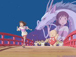 Spirited Away anime wallpaper at animewallpapers.com