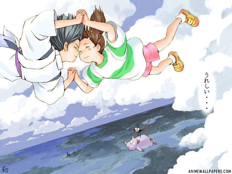 Spirited Away Anime Wallpaper # 4