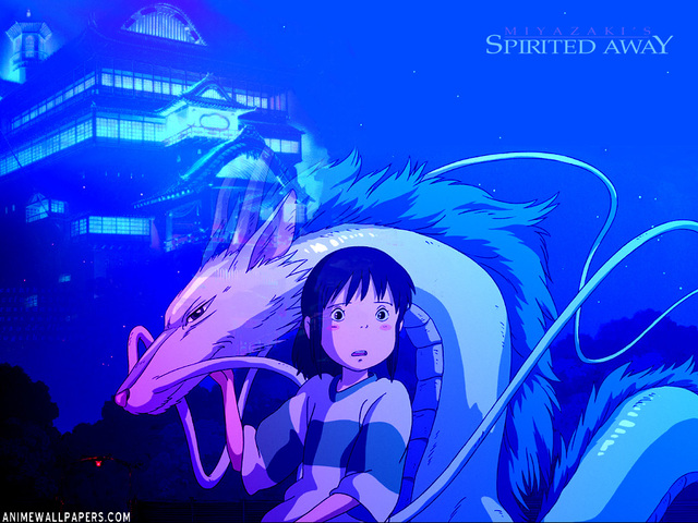 Spirited Away Anime Wallpaper #5