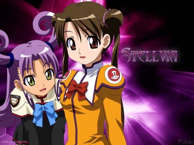 Stellvia Anime Wallpaper #2