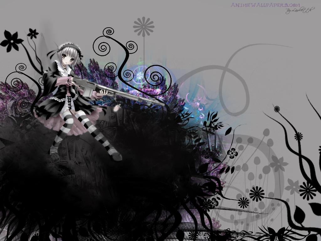 The Melancholy of Haruhi Suzumiya Anime Wallpaper # 37