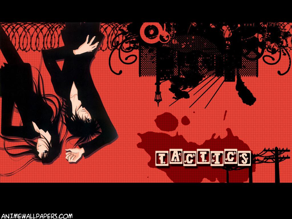 Tactics Anime Wallpaper # 3