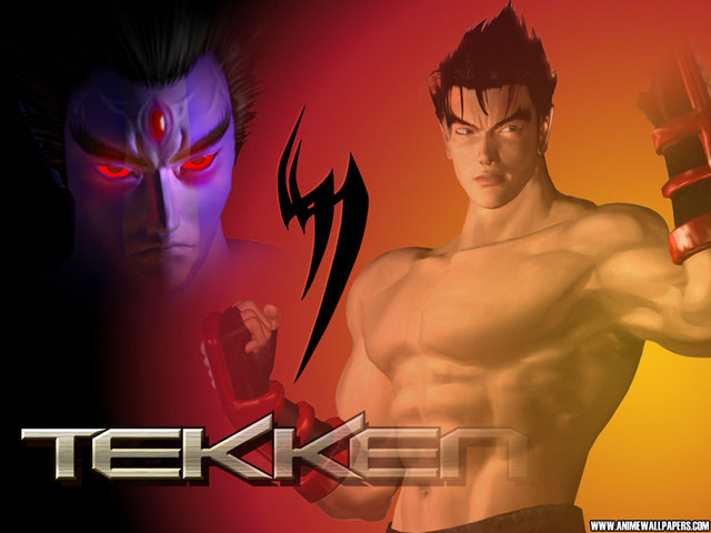 Tekken Anime Wallpaper #6