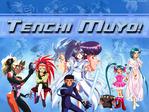 Tenchi Muyo! Anime Wallpaper # 12