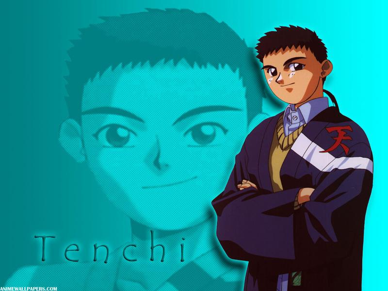Tenchi Muyo! Anime Wallpaper # 15