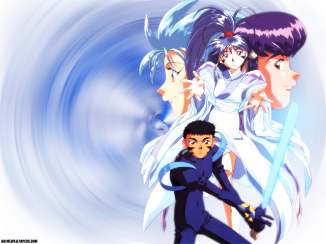 Tenchi Muyo! Anime Wallpaper #7