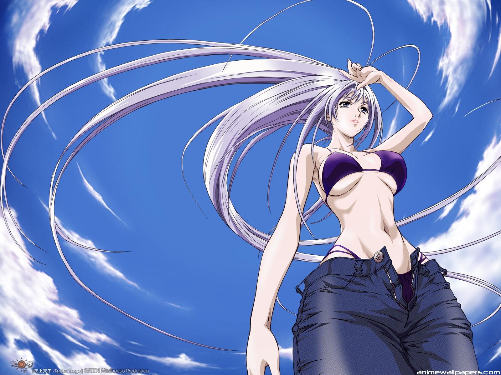 Tenjo Tenge Anime Wallpaper # 4