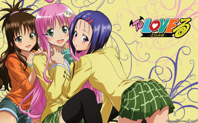To-Love-Ru Anime Wallpaper #1