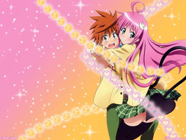 To-Love-Ru Anime Wallpaper #4