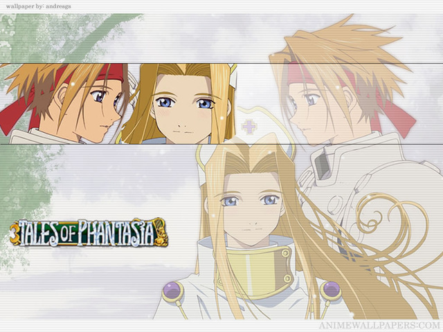 Tales of Phantasia Anime Wallpaper #1