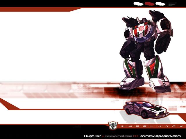 Transformers Anime Wallpaper #13