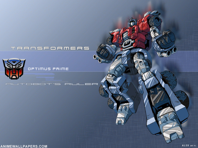 Transformers Anime Wallpaper #3