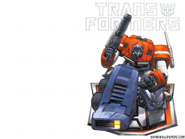 Transformers Anime Wallpaper #5