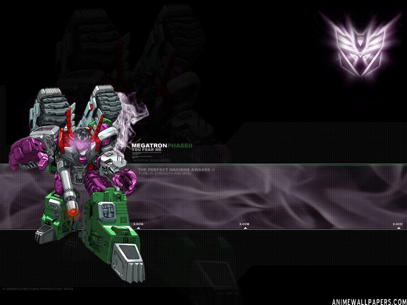 Transformers Anime Wallpaper # 7