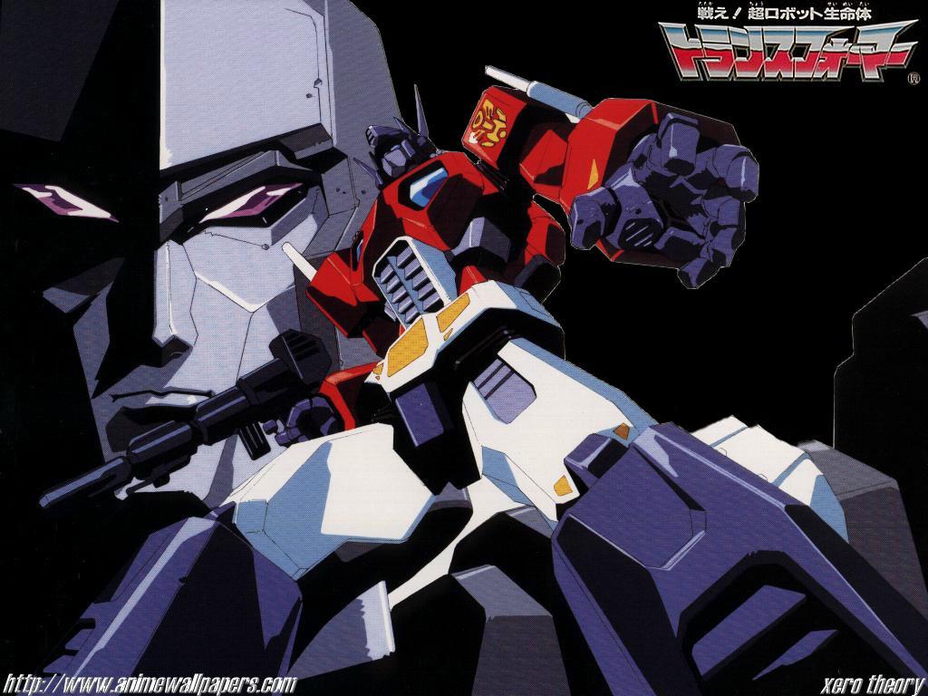 Transformers Anime Wallpaper # 8