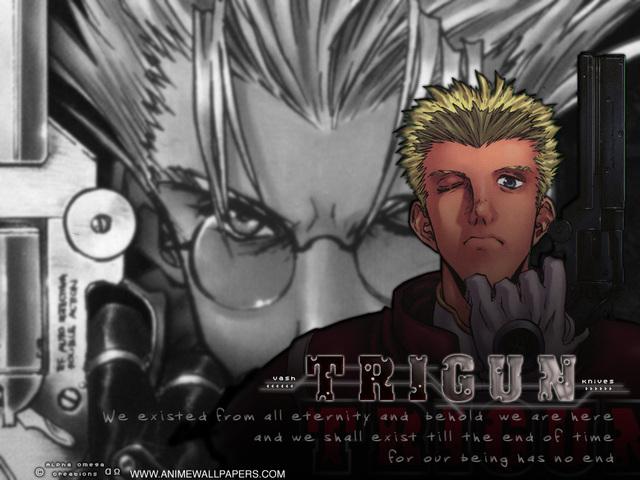 Trigun Anime Wallpaper #10