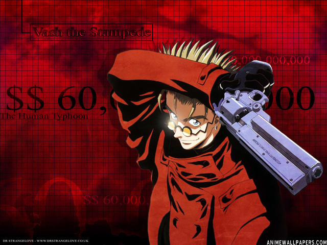 Trigun Anime Wallpaper #15