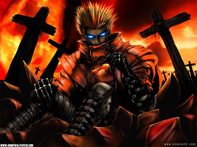 Trigun Anime Wallpaper #21