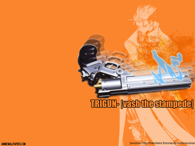 Trigun Anime Wallpaper #23