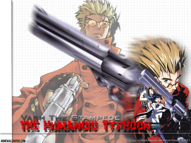 Trigun Anime Wallpaper #27