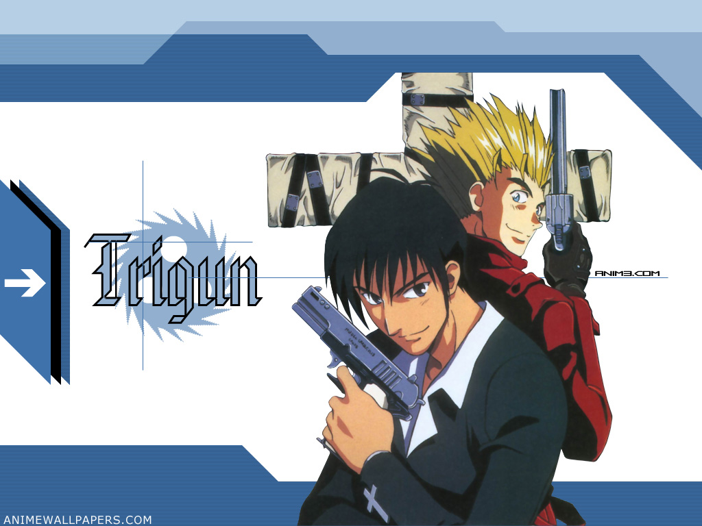 Trigun Anime Wallpaper # 28