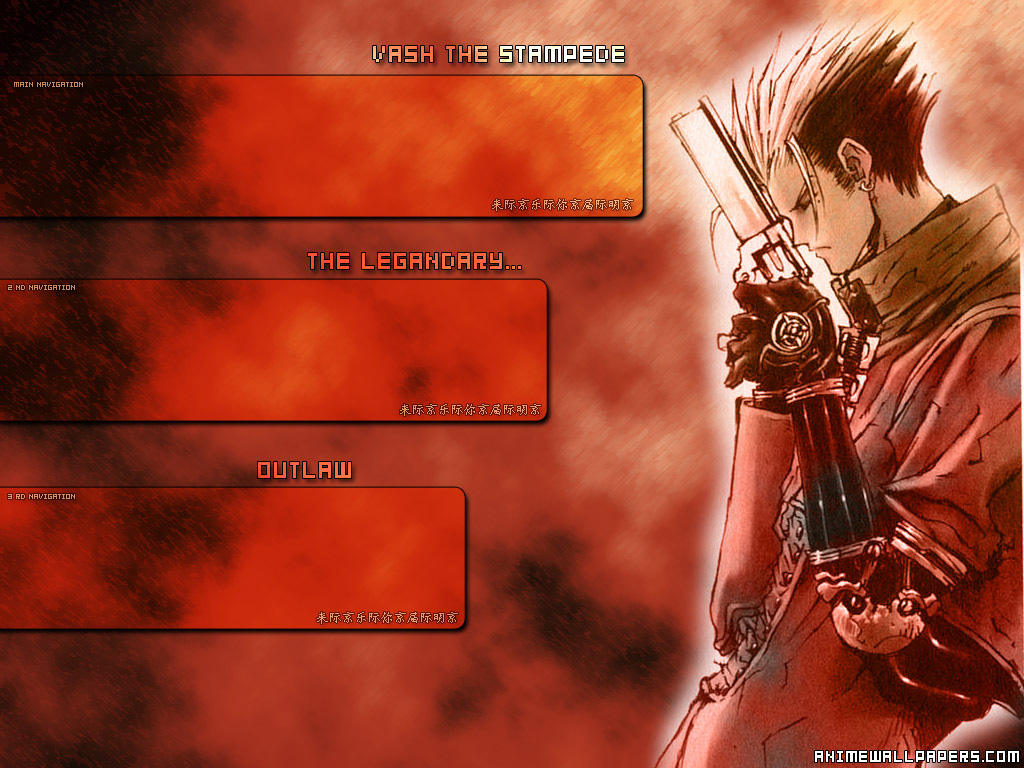 Trigun Anime Wallpaper # 32