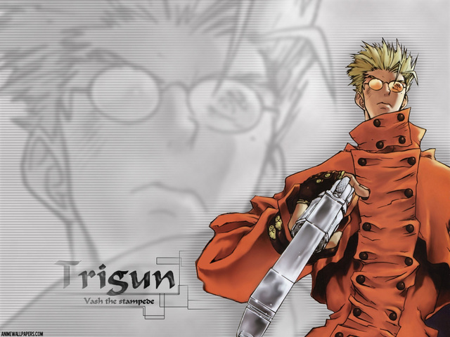 Trigun Anime Wallpaper #3