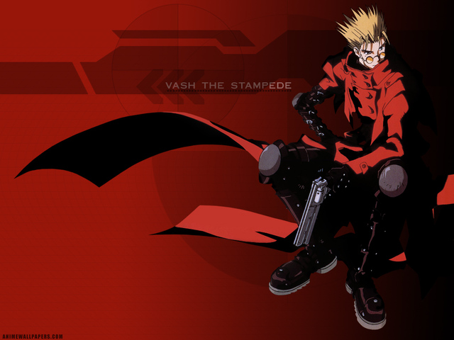 Trigun Anime Wallpaper #5