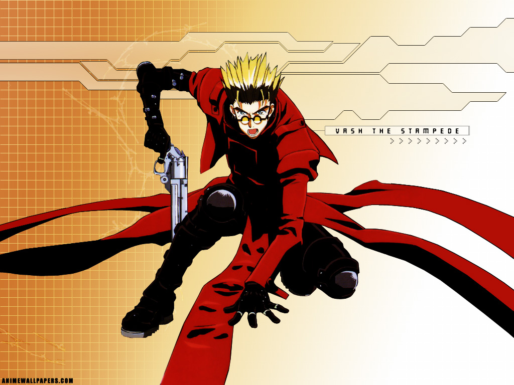 Trigun Anime Wallpaper # 6
