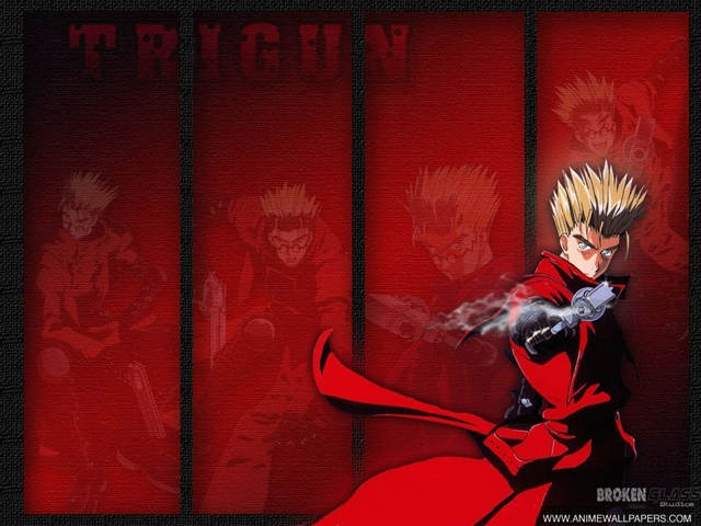 Trigun Anime Wallpaper #8