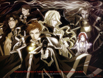 Trinity Blood Anime Wallpaper # 1