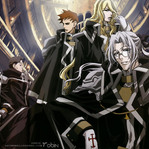 Trinity Blood Anime Wallpaper # 2