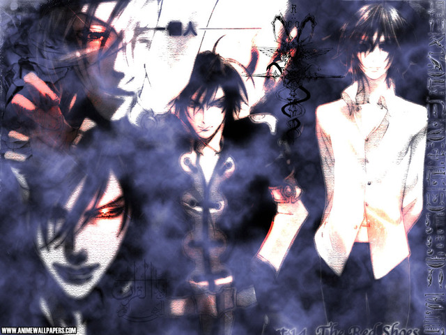 Trinity Blood Anime Wallpaper #5