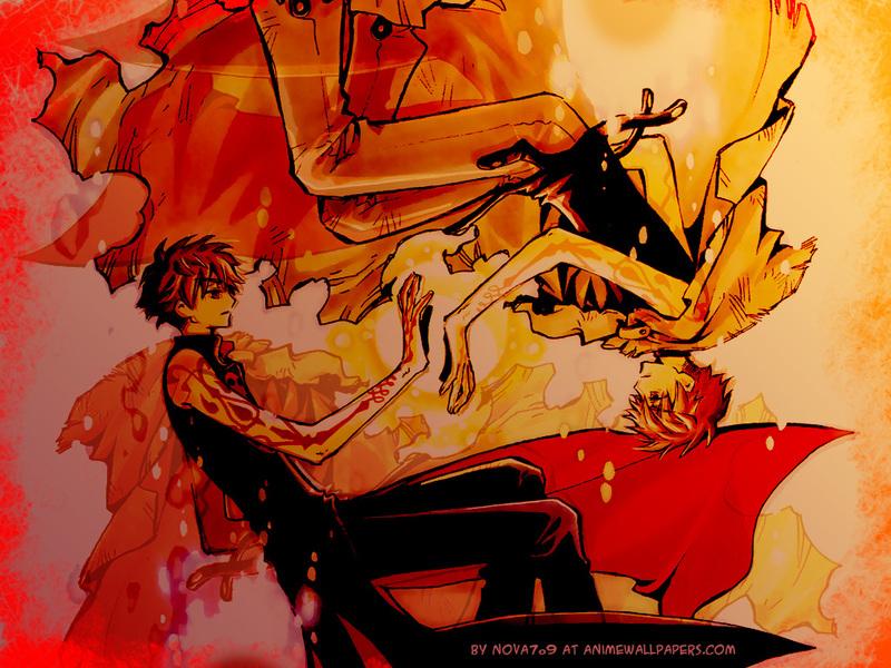 Tsubasa Chronicles Anime Wallpaper # 13