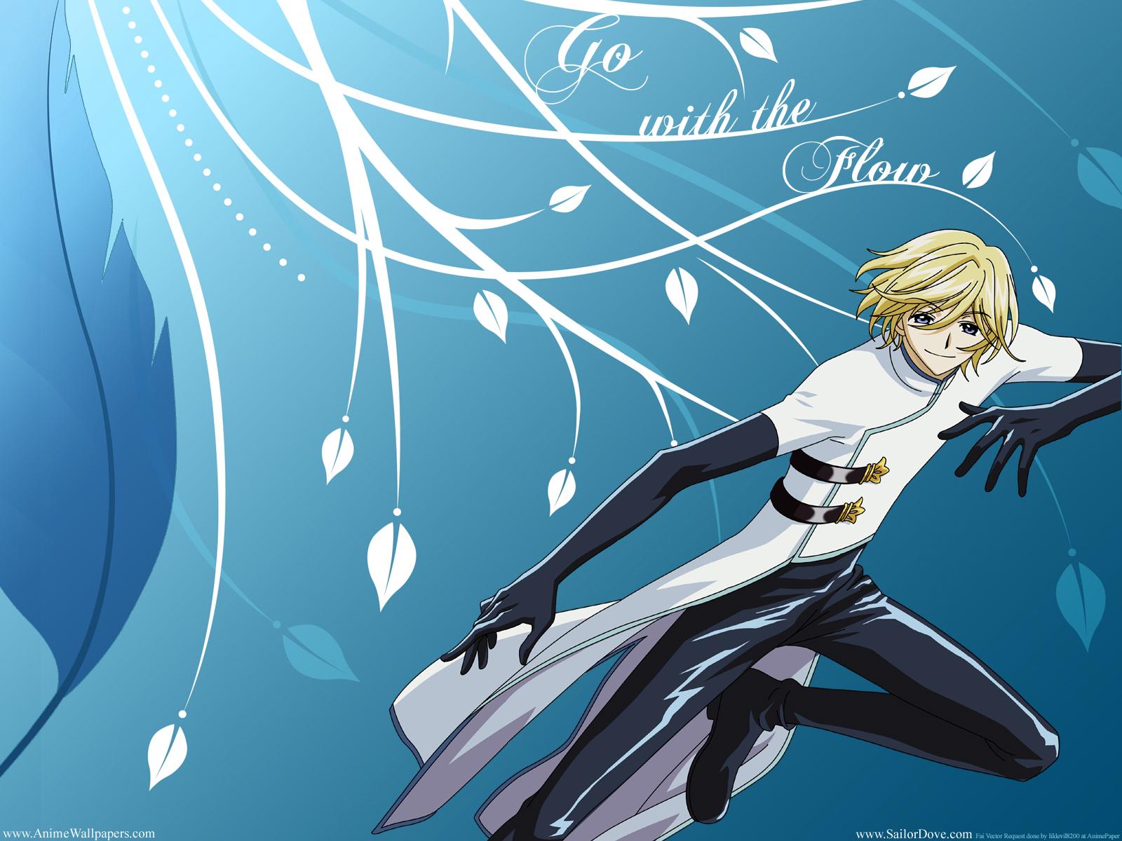 Tsubasa Chronicles Anime Wallpaper # 21