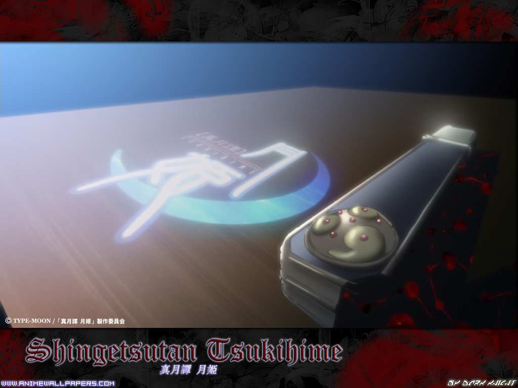 Tsukihime - Lunar Legend Anime Wallpaper # 2