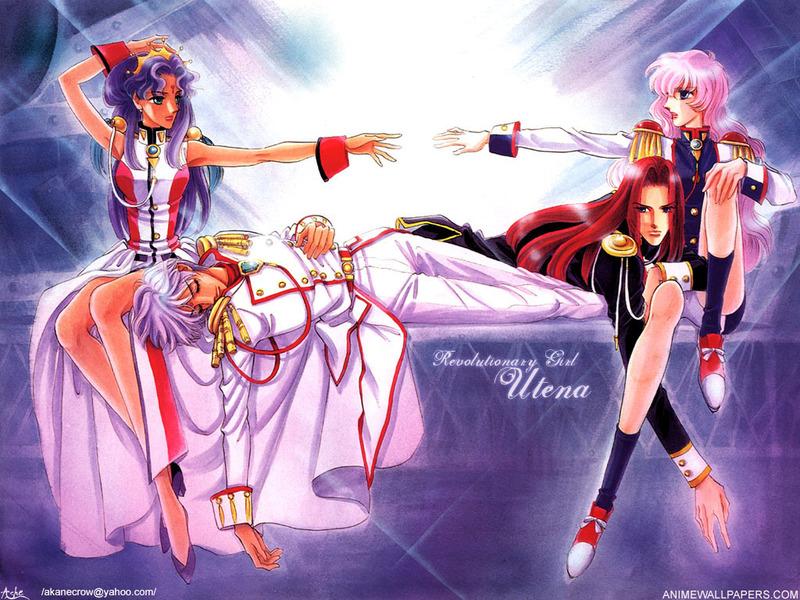Revolutionary Girl Utena Anime Wallpaper # 13
